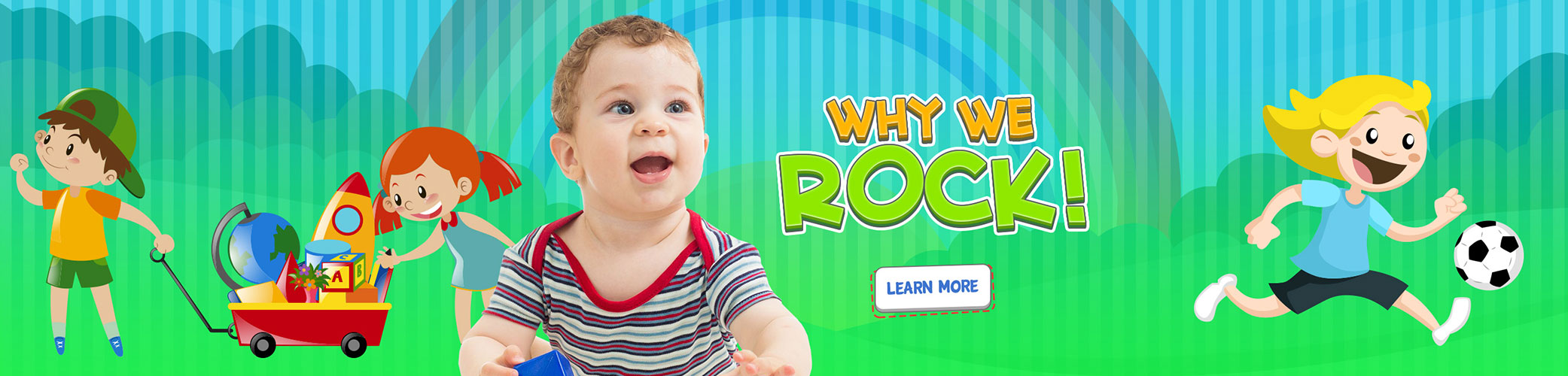 Kids Gym Indoor Playground | We Rock The Spectrum Long Beach, CA